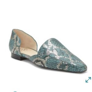 Vince Camuto Kordie Leather Flats